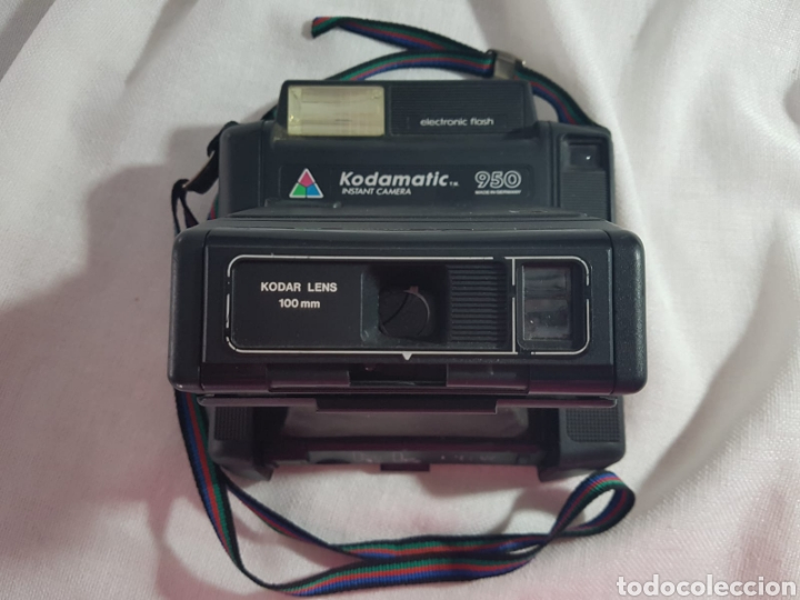 KODAMATIC 950 (Cámaras Fotográficas - Clásicas (no réflex))
