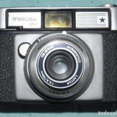 Cámara de fotos: WERLISA STAR OBJETIVO ACROMÁTICO LAOTAR 1:6'5/50MM. Lote 166529730