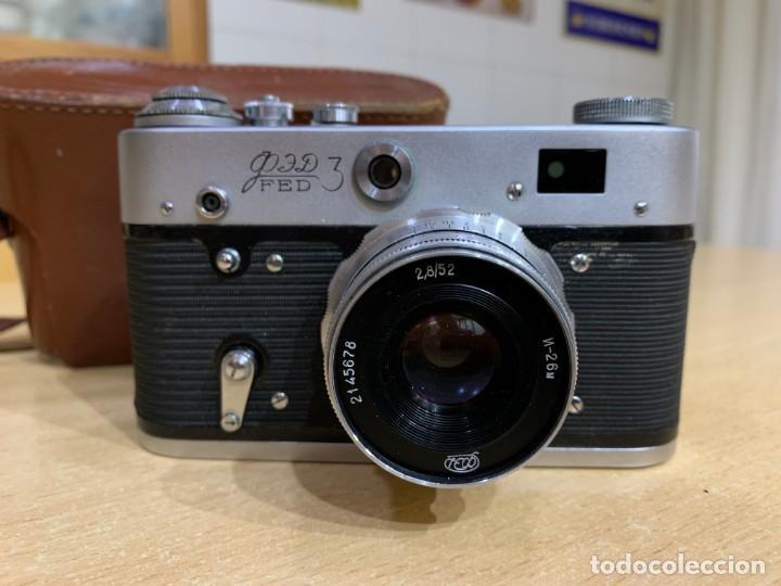 Cámara de fotos: FED 3 - Foto 2 - 167155268
