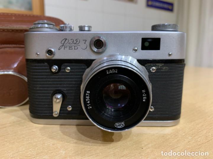 Cámara de fotos: FED 3 - Foto 8 - 167155268