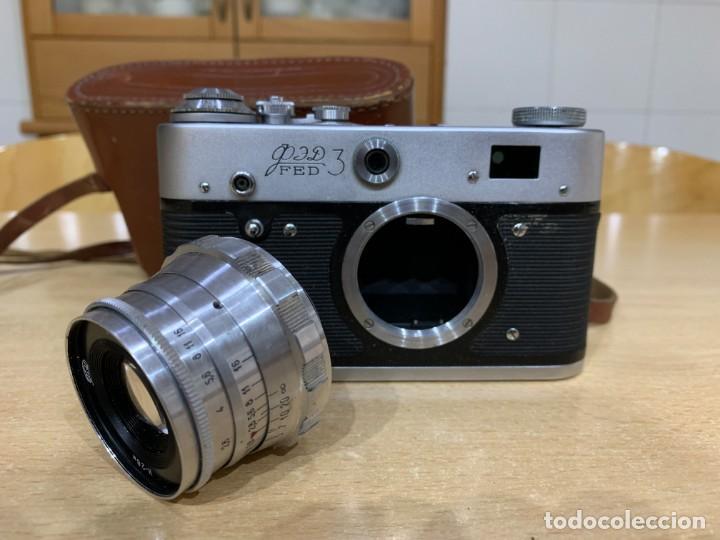 Cámara de fotos: FED 3 - Foto 10 - 167155268
