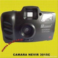 Cámara de fotos: CAMARA NEVIR NVR - 3015C NUEVA EN SU CAJA CON FUNDA. Lote 167985832