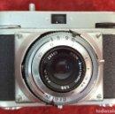 Cámara de fotos: CAMARA FOTOGRAFICA IDEAL COLOR 35. ENOSA. ESPAÑA. CIRCA 1950. . Lote 168046128
