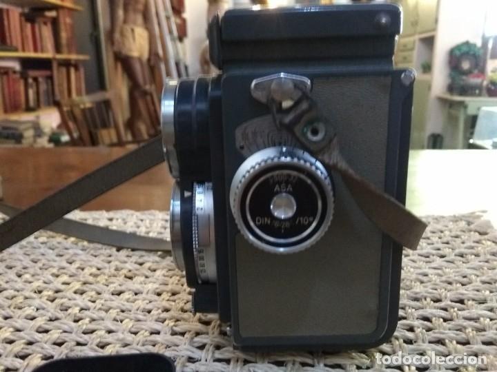 Cámara de fotos: rolleiflex baby + funda y accesorio. en perfecto estado de uso - Foto 4 - 168269456