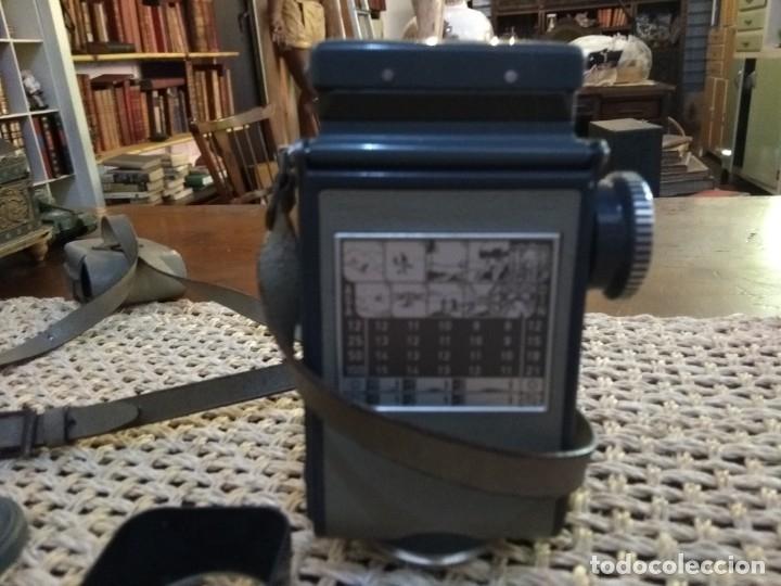 Cámara de fotos: rolleiflex baby + funda y accesorio. en perfecto estado de uso - Foto 5 - 168269456