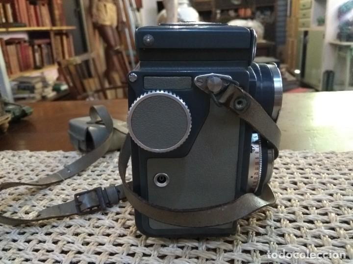 Cámara de fotos: rolleiflex baby + funda y accesorio. en perfecto estado de uso - Foto 6 - 168269456