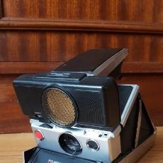 Cámara de fotos: POLAROID SX-70 SONAR. 1978. Lote 168760372