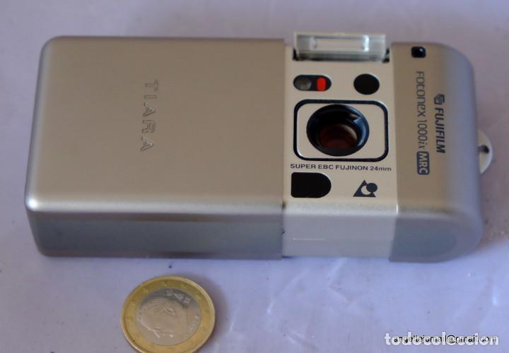 Cámara de fotos: Fujifilm FOTONEX 1000 MRC TIARA ix TITANIUM APS Film Camera from Japan - Foto 2 - 169425036