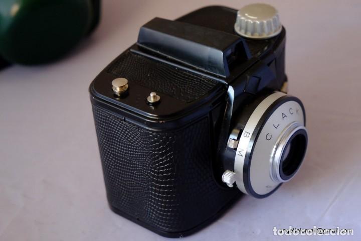 Cámara de fotos: AGFA CLACK CAMERA '1954-60' 6X9CM 120 ROLL FILM - Foto 3 - 169425676