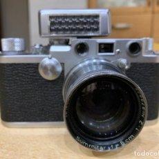 Cámara de fotos: LEICA III F. Lote 169853360