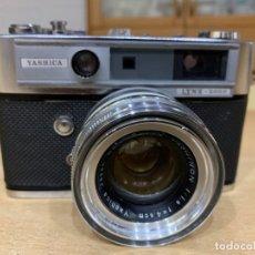 Cámara de fotos: YASHICA LYNX 5000. Lote 169853632