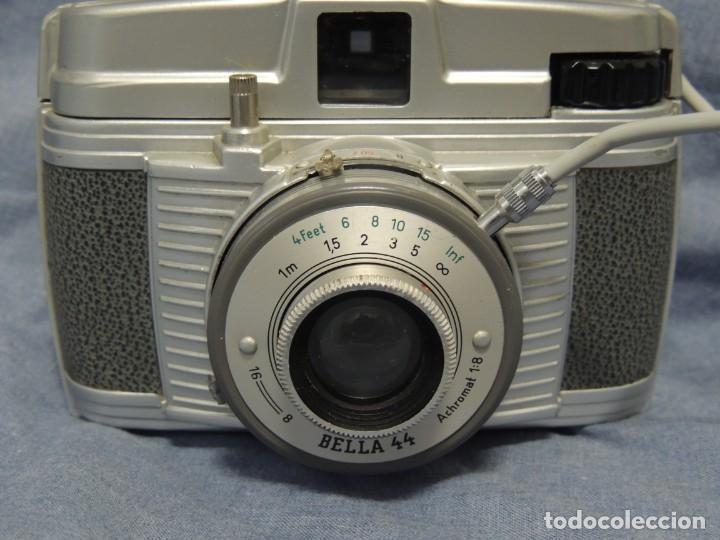 Cámara de fotos: bella 44 con flash west - Foto 3 - 169933524