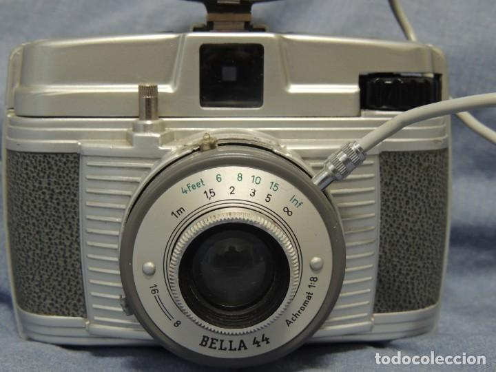 Cámara de fotos: bella 44 con flash west - Foto 4 - 169933524