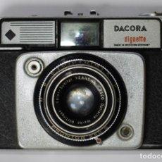 Cámara de fotos: CÁMARA FOTOGRÁFICA DACORA DIGNETTE, NO FUNCIONA, EL OBTURADOR NO SE ABRE. Lote 170368160