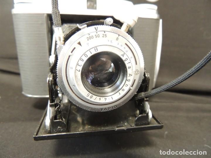 Cámara de fotos: ISOLETTE II CON FLASH Y FUNDA ORIGINAL - Foto 4 - 171540779