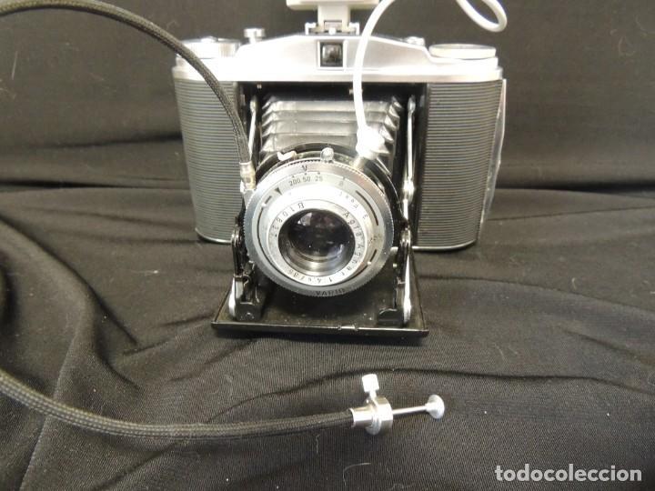 Cámara de fotos: ISOLETTE II CON FLASH Y FUNDA ORIGINAL - Foto 9 - 171540779
