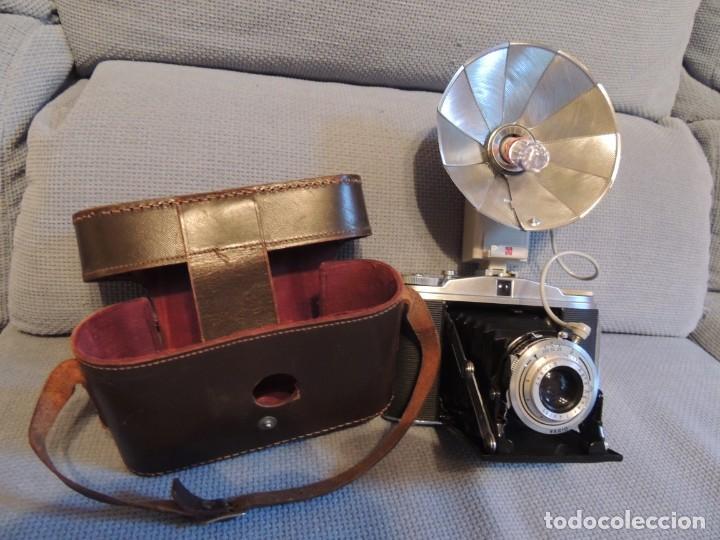 Cámara de fotos: ISOLETTE II CON FLASH Y FUNDA ORIGINAL - Foto 12 - 171540779