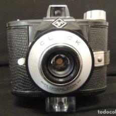Cámara de fotos: AGFA CLACK CON FUNDA. Lote 171541068