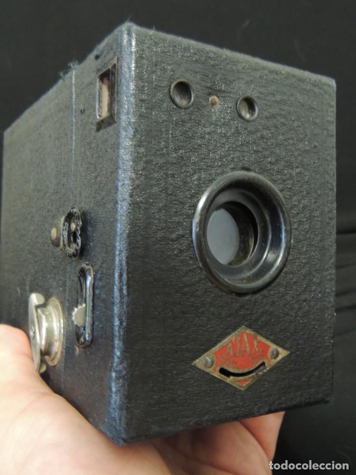 RARA CORONET AJAX 1930 (Cámaras Fotográficas - Clásicas (no réflex))
