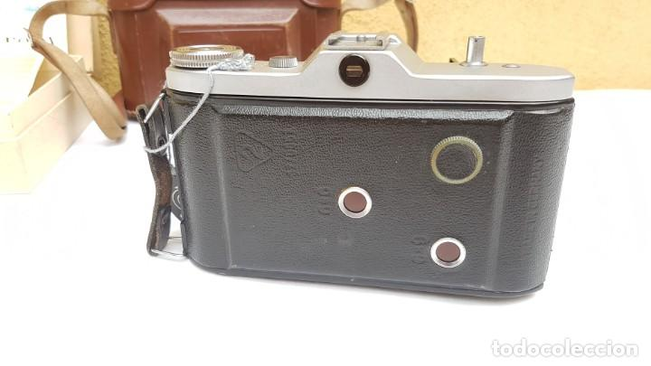 Cámara de fotos: Estuche Welta Belfoca II de 1958 - Foto 5 - 172071925