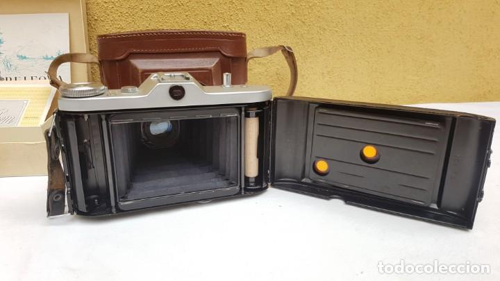 Cámara de fotos: Estuche Welta Belfoca II de 1958 - Foto 6 - 172071925