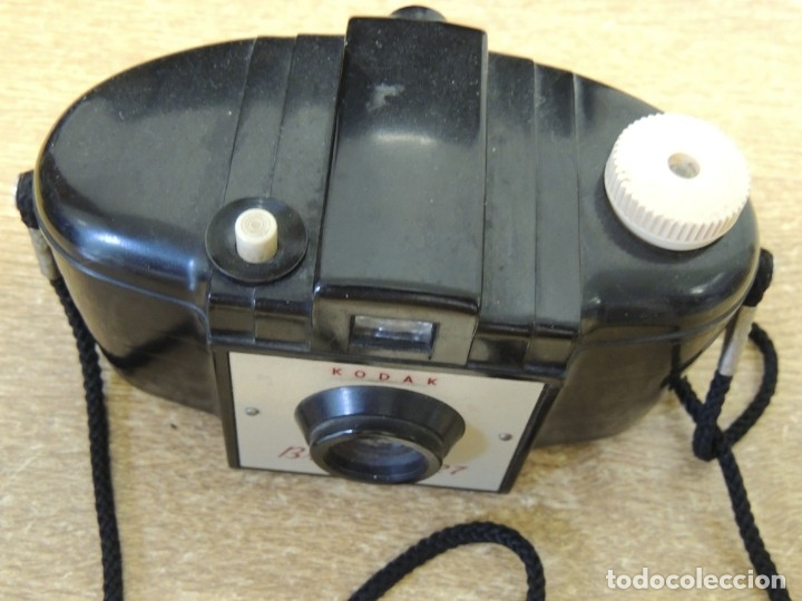 Cámara de fotos: kodak brownnie 127 de baquelita Funciona - Foto 3 - 172903553