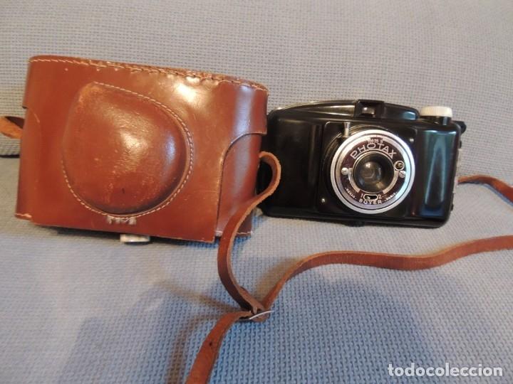 Cámara de fotos: Photax rexar boyer paris funda, filtro y disparador - Foto 3 - 172904213