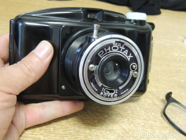 Cámara de fotos: Photax rexar boyer paris funda, filtro y disparador - Foto 5 - 172904213