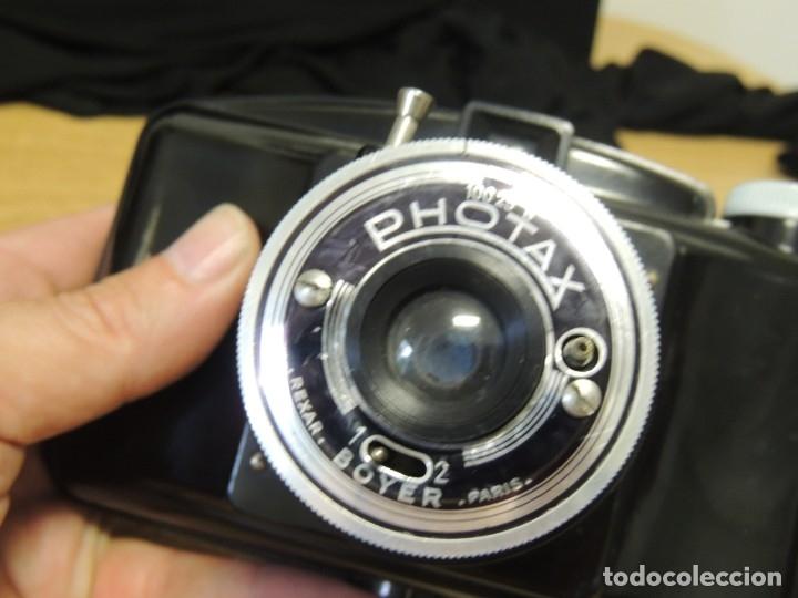 Cámara de fotos: Photax rexar boyer paris funda, filtro y disparador - Foto 7 - 172904213