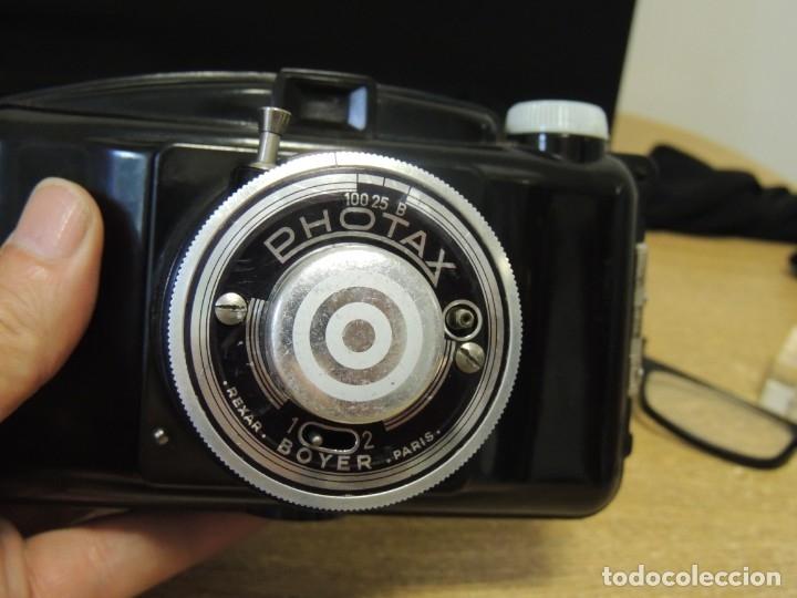 Cámara de fotos: Photax rexar boyer paris funda, filtro y disparador - Foto 8 - 172904213
