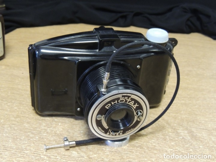 Cámara de fotos: Photax rexar boyer paris funda, filtro y disparador - Foto 9 - 172904213