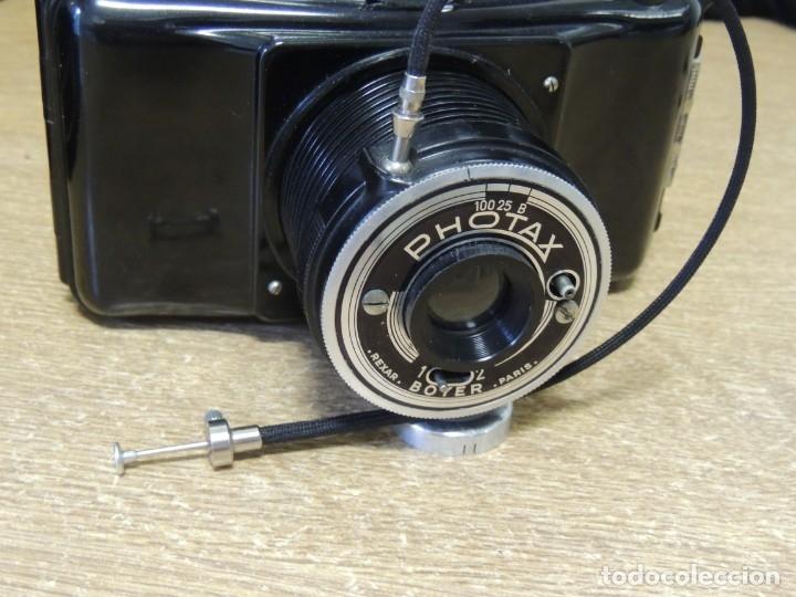 Cámara de fotos: Photax rexar boyer paris funda, filtro y disparador - Foto 10 - 172904213
