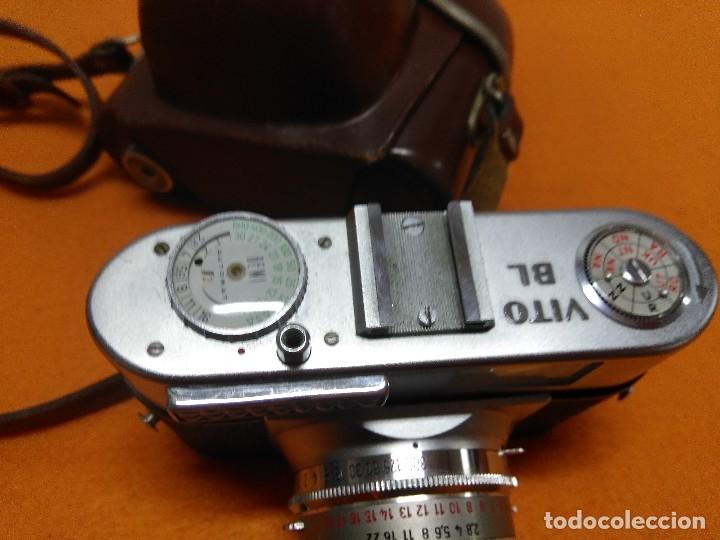Cámara de fotos: VOIGTLANDER VITO BL CON FUNDA - Foto 7 - 173203735