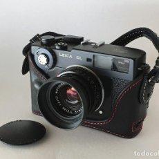 Cámara de fotos: LEICA CL + SUMMICRON C 40MM. Lote 173415412