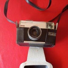 Cámara de fotos: ANTIGUA CÁMARA DE FOTOS KODAK INSTAMATIC 233. Lote 173986913