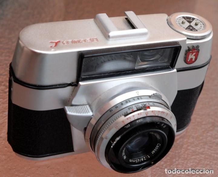 Cámara de fotos: Regula L tipo Leica.Made in Germany. - Foto 2 - 174242463
