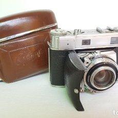 Fotocamere: KODAK RETINA IIIC TELEMÉTRICA DE 1955. Lote 174319950