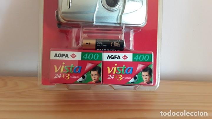 Cámara de fotos: Cámara analógica Agfa Fun Cam, blíster - Foto 2 - 174498493