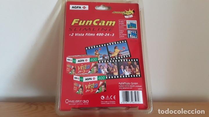 Cámara de fotos: Cámara analógica Agfa Fun Cam, blíster - Foto 4 - 174498493