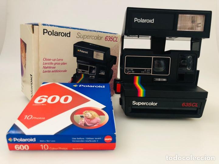 Cámara de fotos: Polaroid Supercolor 635 CL - Foto 2 - 174604084