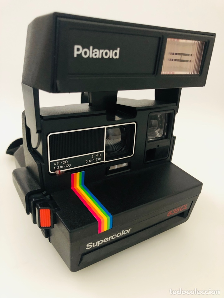 Cámara de fotos: Polaroid Supercolor 635 CL - Foto 3 - 174604084