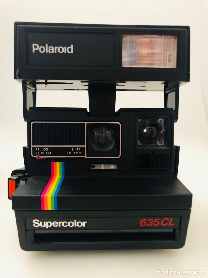 Cámara de fotos: Polaroid Supercolor 635 CL - Foto 4 - 174604084