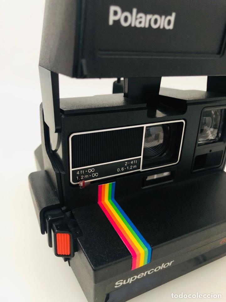 Cámara de fotos: Polaroid Supercolor 635 CL - Foto 7 - 174604084