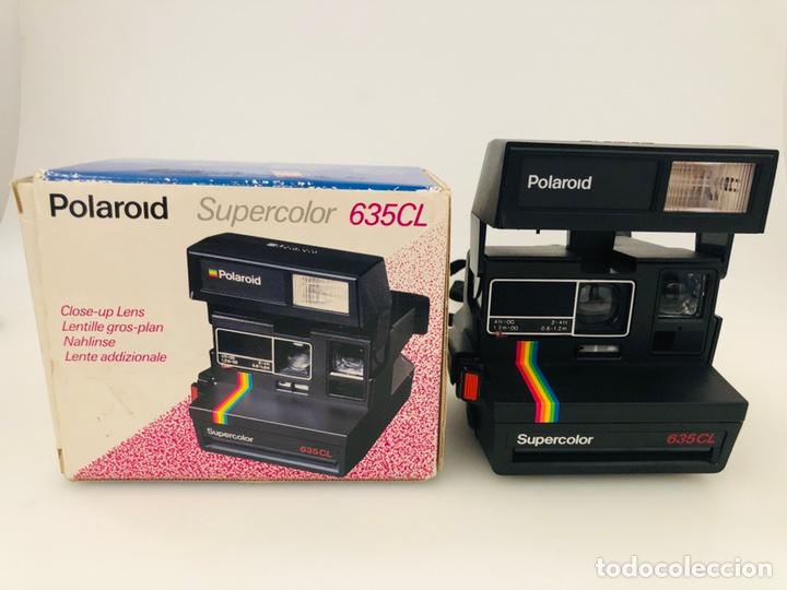 Cámara de fotos: Polaroid Supercolor 635 CL - Foto 8 - 174604084