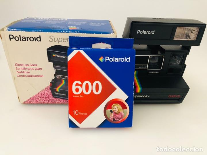 Cámara de fotos: Polaroid Supercolor 635 CL - Foto 9 - 174604084