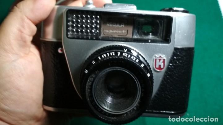 Cámara de fotos: Camara REGULA SPRINT CON FUNDA VER FOTOS Y DESCRIPCION - Foto 3 - 175457573