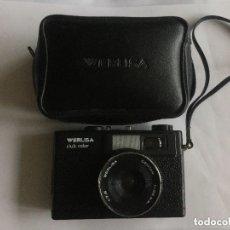 Cámara de fotos: CAMARA WERLISA CLUB COLOR CON FUNDA Y WELISA CLUB 35 . Lote 175584675