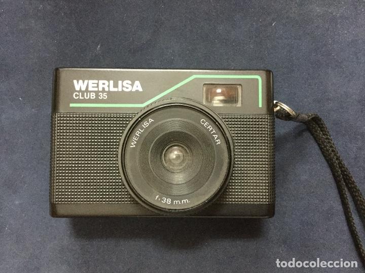 Cámara de fotos: CAMARA Werlisa club color con funda y WELISA CLUB 35 - Foto 5 - 175584675