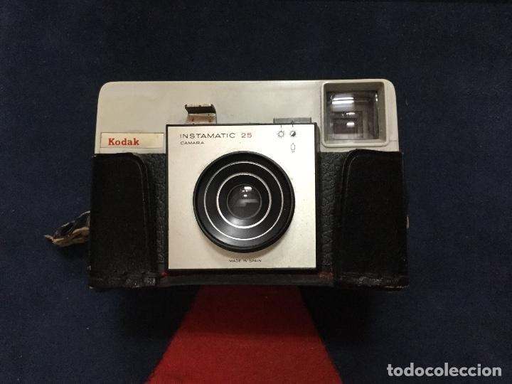 Cámara de fotos: KODAC INSTAMATIC 25 made in spain - Foto 2 - 175587184