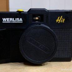 Cámara de fotos: WERLISA HIT FABRICADA EN ESPAÑA. Lote 175789752